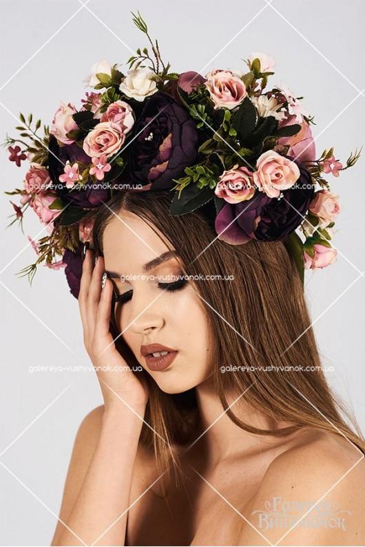 Вінок «Квітучий сад»