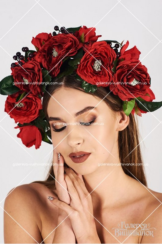 Вінок «Квітка-душа»