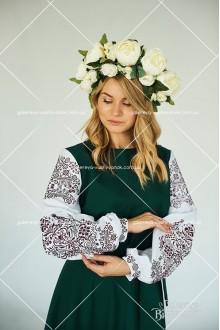 Український вінок «Молочний шлях»