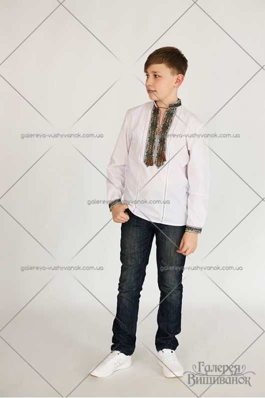 Сорочка для хлопчика «ГВ3281»