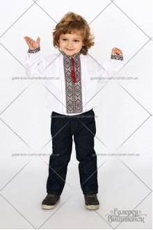 Сорочка для хлопчика «ГВ3181»