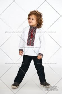 Сорочка для хлопчика «ГВ3062»