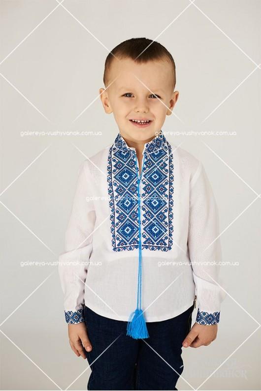 Сорочка для хлопчика «Мирослав-міні»