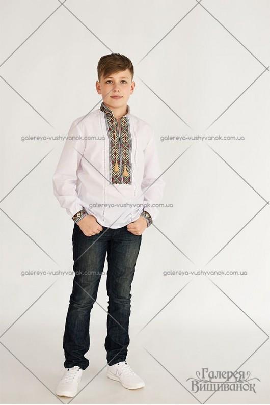 Сорочка для хлопчика «ГВ3471»