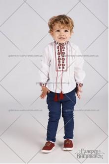 Сорочка для хлопчика «Святослав-міні»