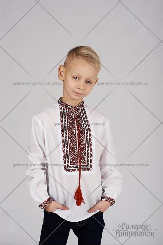 Сорочка для хлопчика «Ярослав»