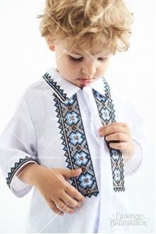 Сорочка вишита для хлопчика «ГВ3131»
