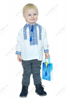 Сорочка вишита для хлопчика «ГВ3021»
