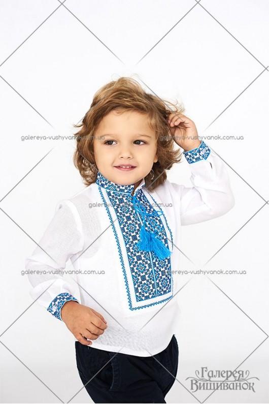 Сорочка для хлопчика «Святослав»