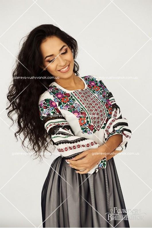 Чоловіча сорочка «Стефан» та сукня «Стефанія»
