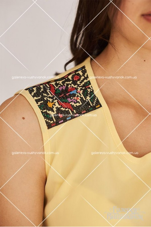 Чоловіча сорочка «ГВ1391» та сукня «ГВ6393»