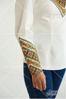 Чоловіча сорочка «ГВ1261» і жіноча блузка «ГВ2261»
