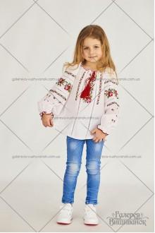 Блузка для дівчинки «Христина»