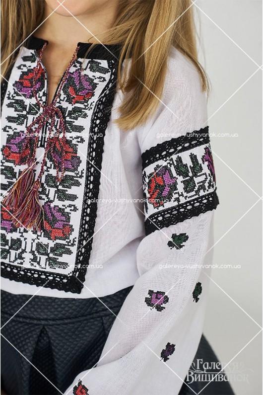 Блузка для дівчинки «ГВ4712»