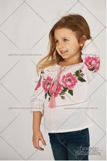 Блузка для дівчинки «ГВ4041»