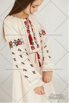 Сукня для дівчинки «ГВ4162З»