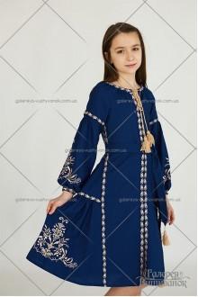 Сукня для дівчинки «Дерево життя»