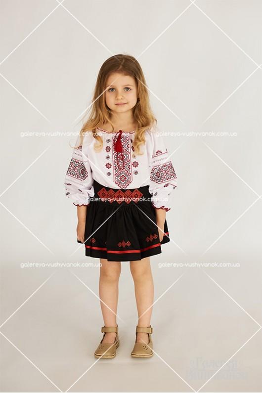 Блузка для дівчинки «Михайлина»