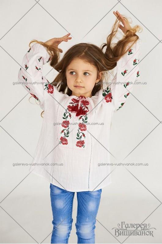 Блузка для дівчинки «ГВ4161»