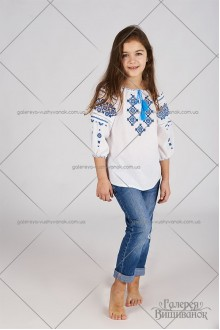 Блузка для дівчинки «Світлана»