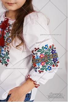 Блузка для дівчинки «Валентина»