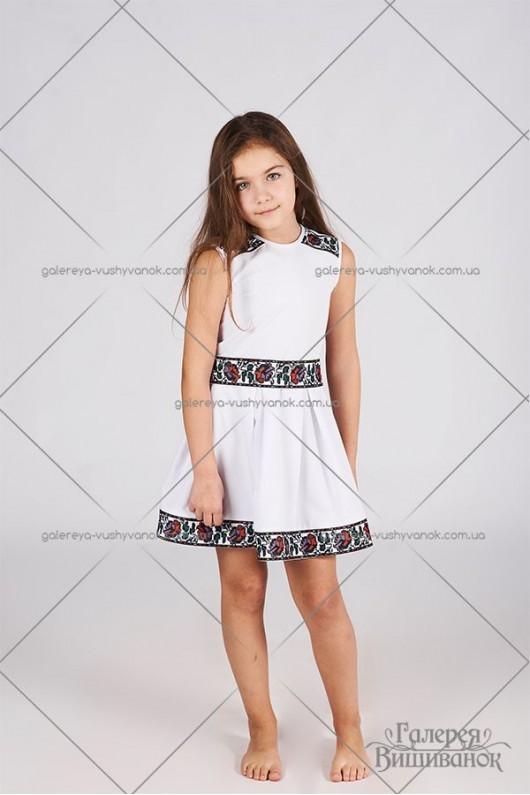 Сукня для дівчинки «ГВ4711»