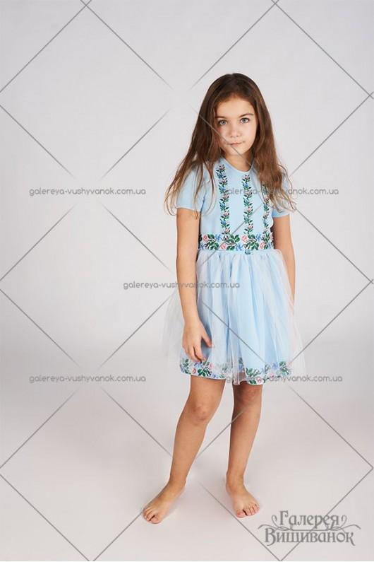 Сукня для дівчинки «ГВ4181»
