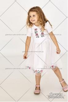 Сукня для дівчинки «ГВ4164»