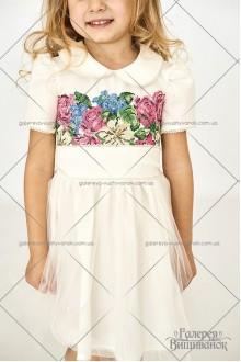 Сукня для дівчинки «ГВ409»