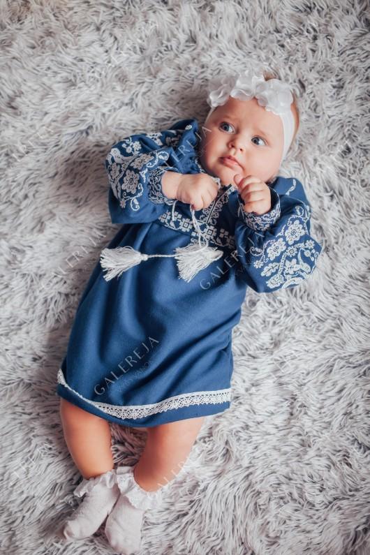 Сукня для дівчинки «Жар-птиця»