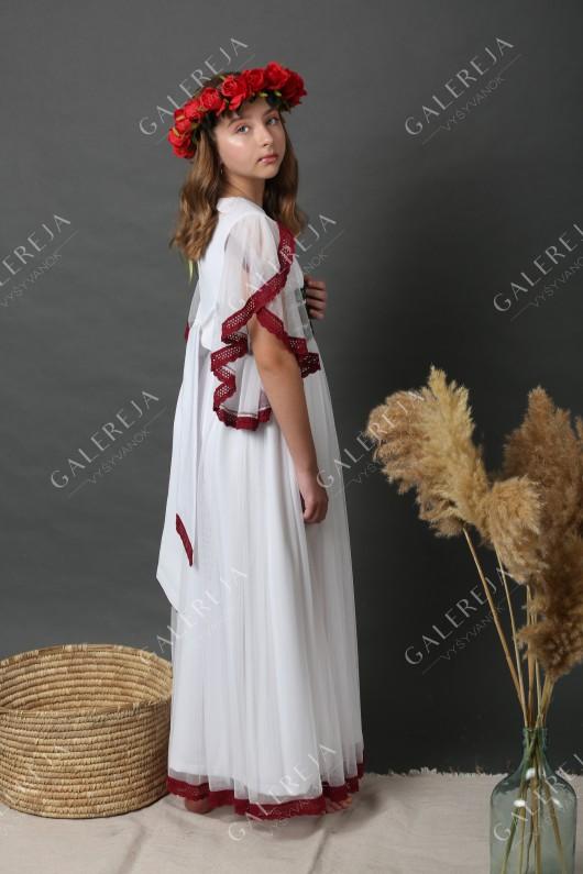 """Ексклюзивна вишита сукня для дівчинки """"Сокальська"""""""