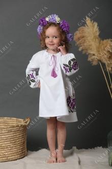 """Вишита сукня для дівчинки """"Загадковість"""""""