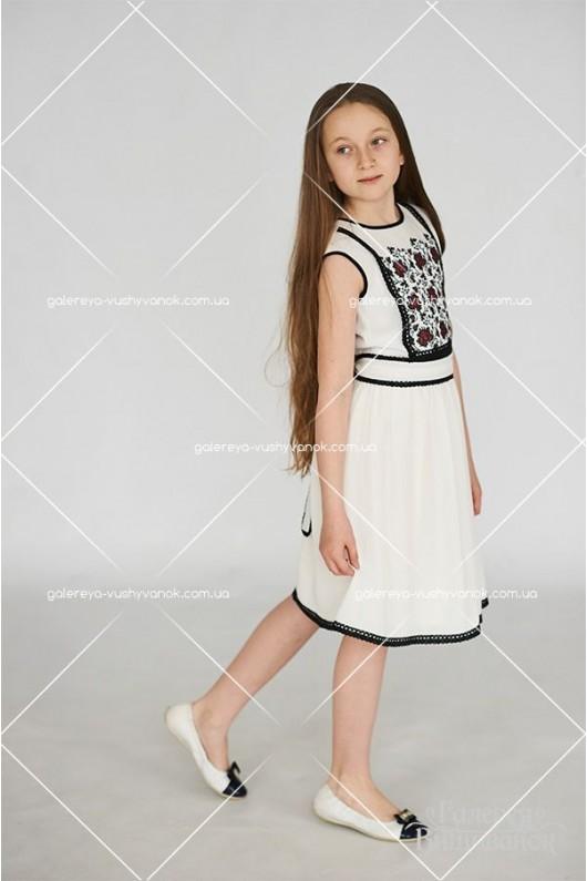 Сукня для дівчинки «ГВ4671»