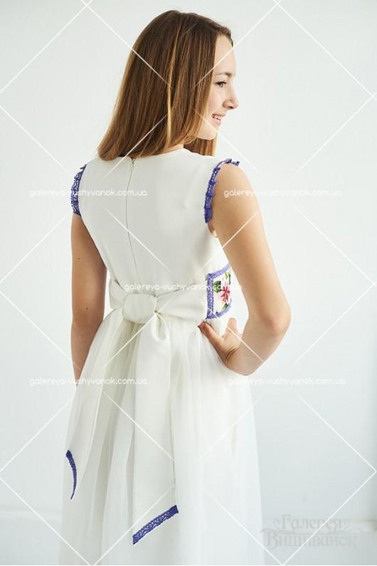 Ексклюзивна сукня для дівчинки «Ідеальні квіти»