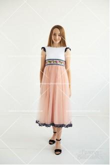 Ексклюзивна сукня для дівчинки «Ніжність»