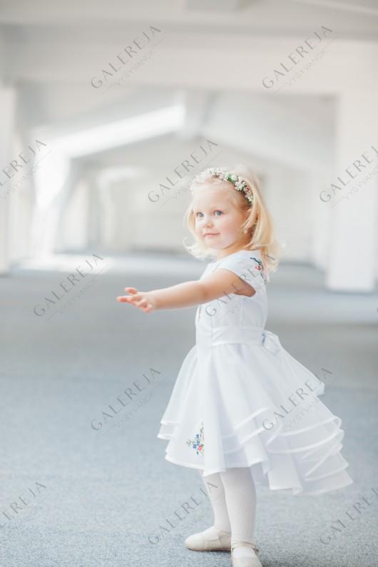 """Вишита сукня для дівчинки """"Віра-фатин"""""""