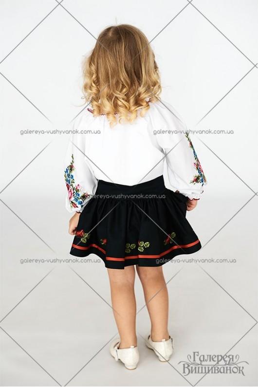 Спідниця для дівчинки «Зоряна»