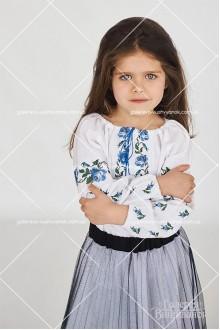Спідниця для дівчинки «Фатин гофре»