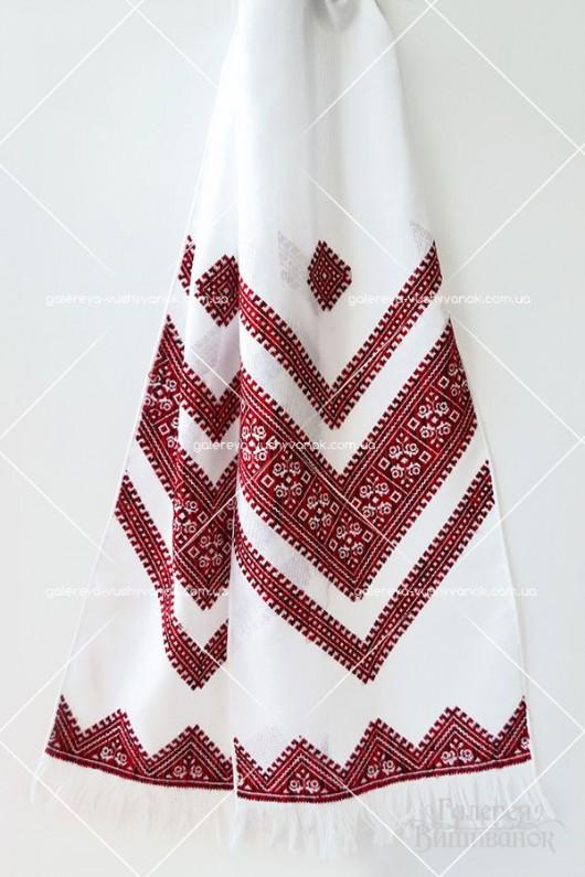 Весільний рушник «Вишиваний шлях»