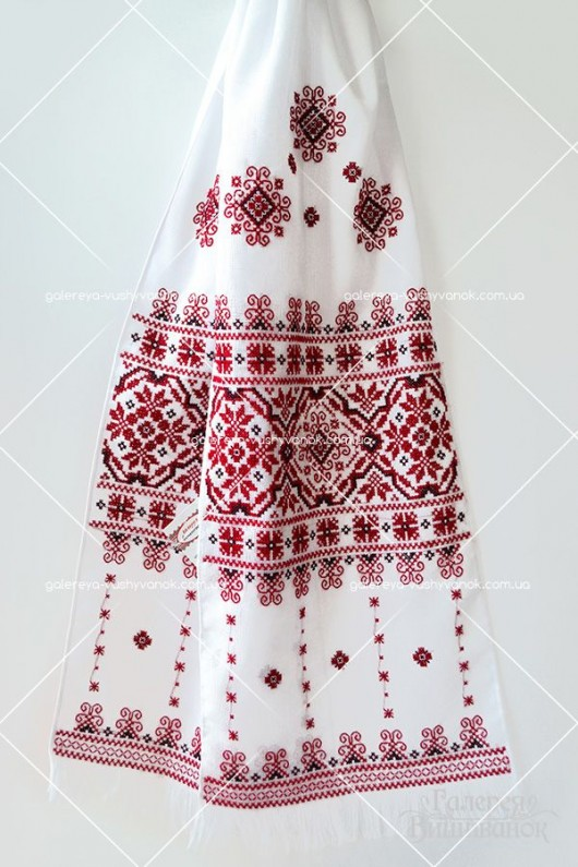 Весільний рушник «Щедрий дім»