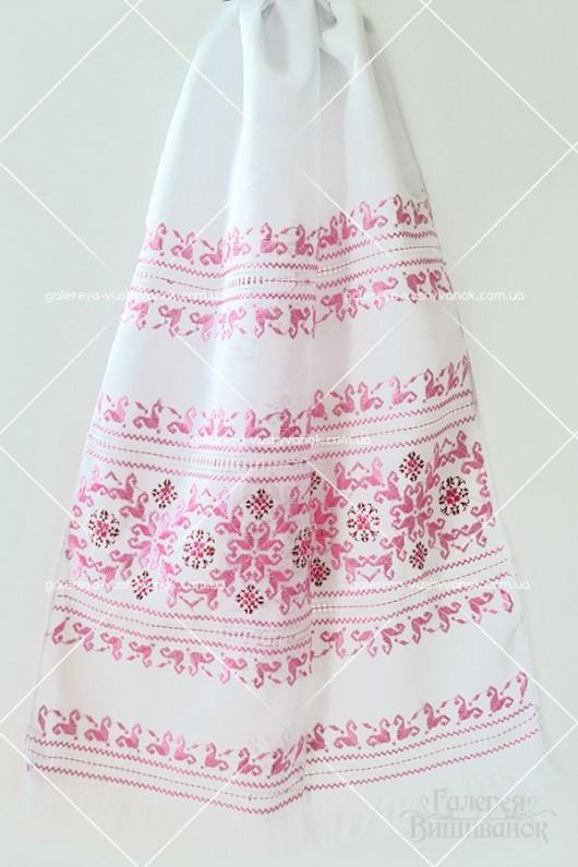 Весільний рушник «Цвіт вишні»