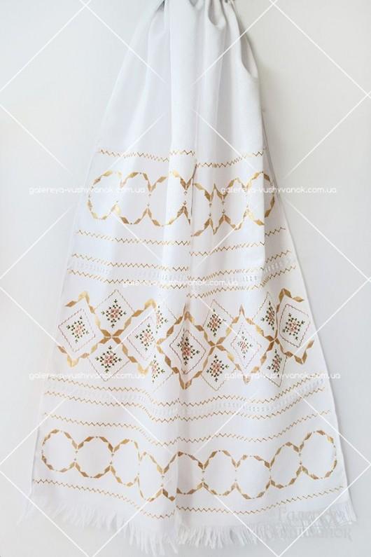Весільний рушник «Золотий ранок»