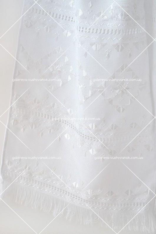 Весільний рушник «Білосніжний»