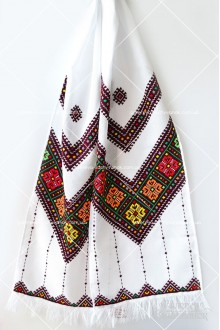 Весільний рушник «Квітковий сад»