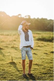 Чоловіча вишита сорочка «ГВ1024»