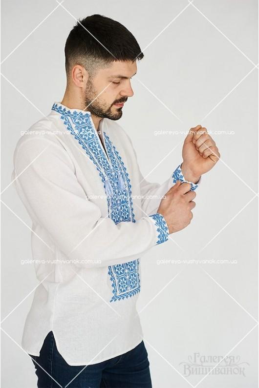 Чоловіча сорочка «Блакині зорі»