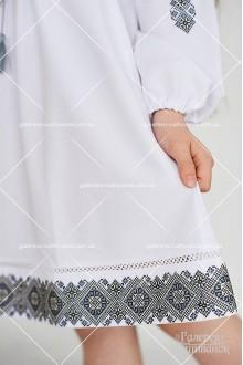 Сукня вишита для дівчинки «ГВ4412»