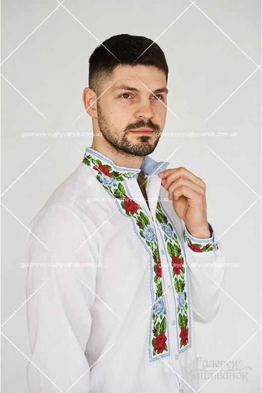 Чоловіча сорочка «Борщівка»
