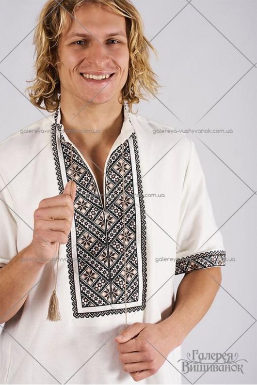 Чоловіча сорочка «Леонід»