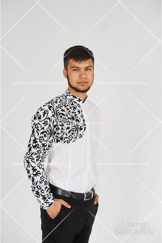Чоловіча сорочка «Абстракція»